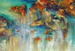 Cascading Waters, Sold