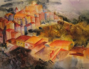 Red Roofs of Italy, Sold